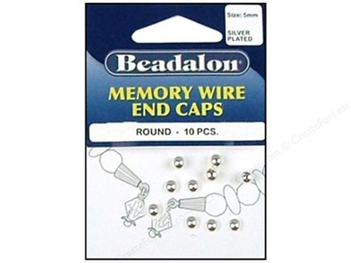 Beadalon End Caps