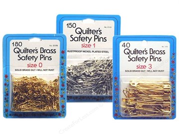 Collins Safety Pins