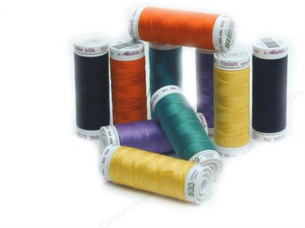 Mettler Mercerized Cotton Thread
