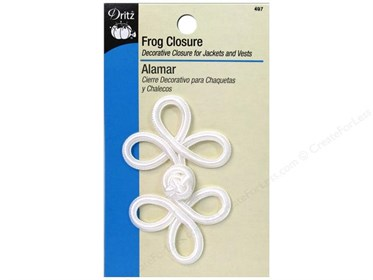 Dritz Frog Closure
