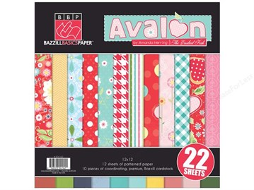 Bazzill Multi Pack Avalon