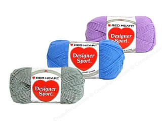 Red Heart Designer Sport Yarn