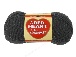 Red Heart Shimmer Yarn