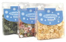 Dara Crystaline Button Assortments