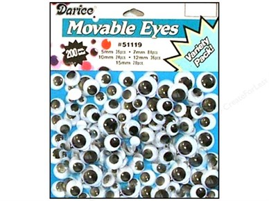 Movable Eyes