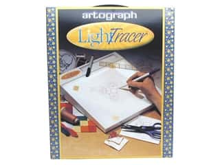 Sewing & Quilting Drawing: Artograph Light Tracer Light Box 10 x 12 in.