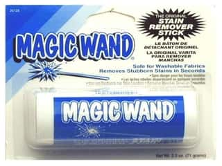 Cleaners and Removers Hot: Magic Wand Stain Remover by Dritz 2 1/2 oz