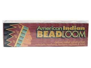 Beading & Jewelry Making Supplies Kids Crafts: Darice American Bead Loom Metal