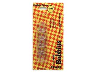 Bobbins Sewing & Quilting: Gingham Square Bobbin Pfaff Plastic 5 pc