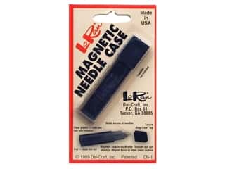 Magnet/Magnetic Tools: Magnetic Needle Case by LoRan
