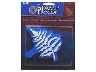 Plaid Stamp Decor Martha's Fern (3 packages)