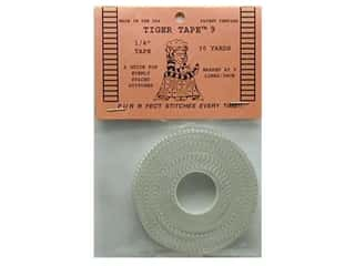 Glues/Adhesives inches: Old Made Quilts Tiger Tape Flex  9 Lines per Inch