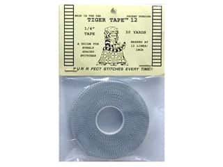 "Quilting inches: Old Made Quilts Tiger Tape 1/4"" 12 Lines per Inch"