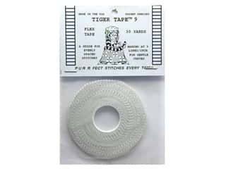 "Glues/Adhesives inches: Old Made Quilts Tiger Tape 1/4"" 9 Lines per Inch"