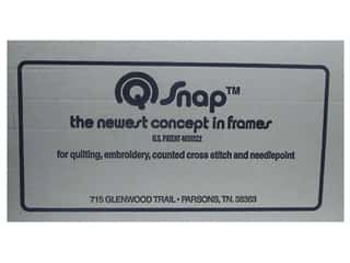 Stitchery Frames / Quilting Frames: Q-Snap Frame Floor 28&quot;x 39&quot;