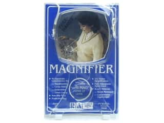 Leisure Arts Yarn & Needlework: Ramco Arts Free Hand Magnifier 2.5x