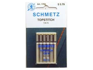 Needles / Machine Needles: Schmetz Topstitch Needle Size 80/12