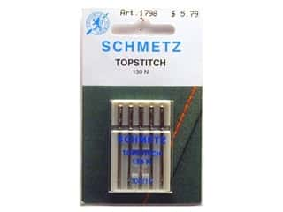 Paint Aids Sewing & Quilting: Schmetz Topstitch Needle Size 100/16