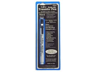 Needle Threaders Fabric Painting & Dying: Sulky Iron-on Transfer Pen Black