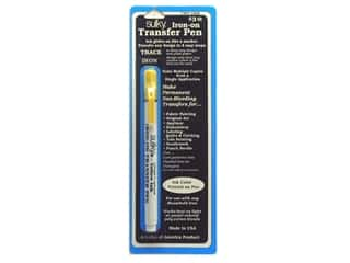 Needle Threaders Fabric Painting & Dying: Sulky Iron-on Transfer Pen Yellow