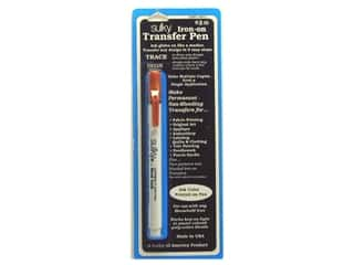 sulky hot: Sulky Iron-on Transfer Pen Red