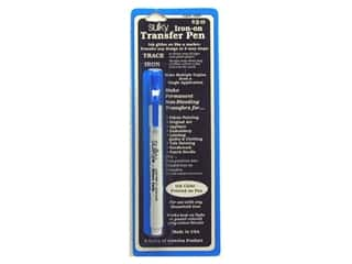 Needle Threaders Fabric Painting & Dying: Sulky Iron-on Transfer Pen Blue