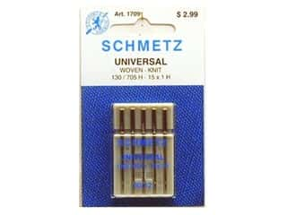 Generations Sewing & Quilting: Schmetz Universal Needle Size 80/12