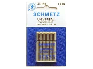 Schmetz Universal Needle Assorted (2)Size 70/10-(2)Size 80/12-(1)Size 90/14