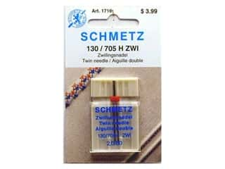 Sewing Construction $0 - $2: Schmetz Universal Needle Twin Size 80/2.0