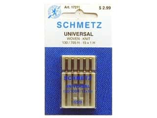 Klasse Needles Universal Point Needles: Schmetz Universal Needle Size 65/9