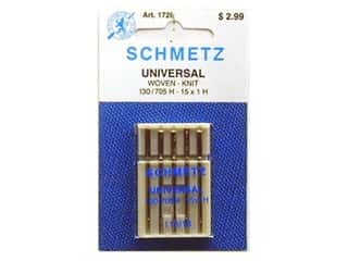 Scarf / Scarves Sewing Construction: Schmetz Universal Needle Size 110/18