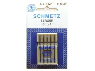 Licensed Products $2 - $3: Schmetz Serger Needle BL x 1 (2)11/75-(3)Size 90/14