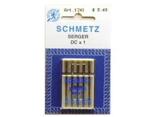 Licensed Products $2 - $3: Schmetz Serger Needle DC x 1 (2)11/75-(3)Size 90/14