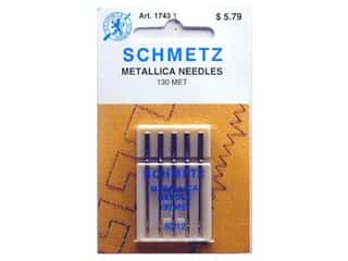 schmetz double eye: Schmetz Metallic Needle Size 80/12