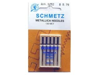 schmetz double eye: Schmetz Metallic Needle Size 90/14