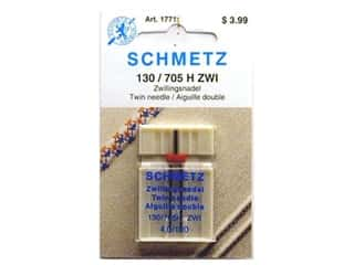 Aurifil Thread $0 - $4: Schmetz Universal Needle Twin Size 100/4.0