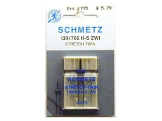 Needles / Machine Needles $4 - $5: Schmetz Stretch Needle Twin Size 75/4.0