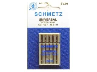 Scarf / Scarves Sewing Construction: Schmetz Universal Needle Size 100/16