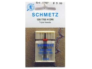 Needles / Machine Needles $3 - $4: Schmetz Universal Needle Twin Size 80/3.0