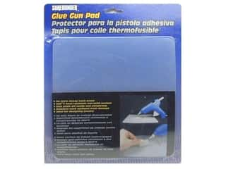"Craft Guns $8 - $10: Surebonder Glue Gun Pad 8""x 8"" Clear"