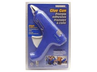 hot glue: Surebonder Glue Gun High Temp Regular