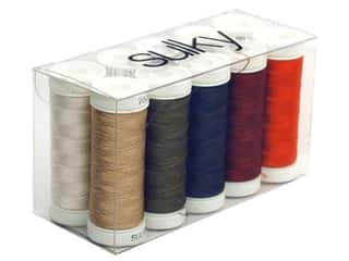 Sulky Thread Sampler 40 wt Rayon 2nd 10