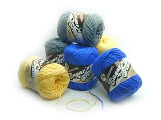 Sugar'n Cream Yarn 2 oz, SALE $2.09-$3.19.