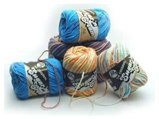 Clearance Blumenthal Favorite Findings: Lily Sugar 'n Cream Yarn  2 oz. Country Garden (6 skeins)