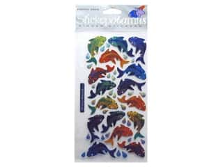 EK Sticko Stickers Fantastic Fish