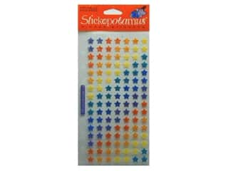EK Sticko Stickers Jelly Stars