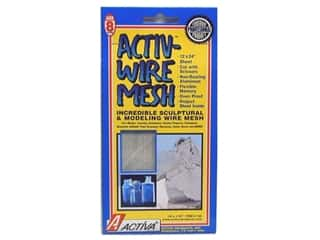 Metal & Tin Metal: Activa Active-Wire 1/8 x 1/16 in. Mesh 12 x 24 in.
