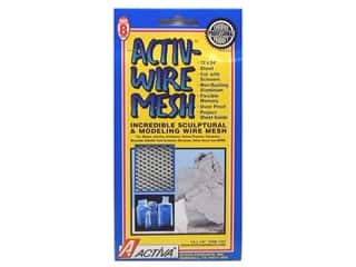 Activa Kid Crafts: Activa Active-Wire 1/4 x 1/8 in. Mesh 12 x 24 in.