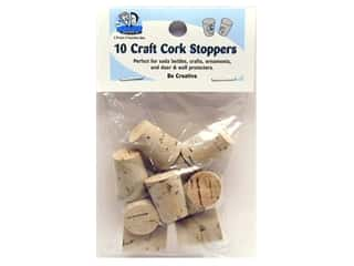 "The Board Dudes Cork Stopper 1""x 3/4"" 10pc"