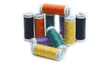 Mettler Silk-Finish Cotton Thread: Mettler Merc Cotton Thread 150M Size 50